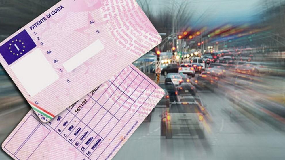 La guida senza patente