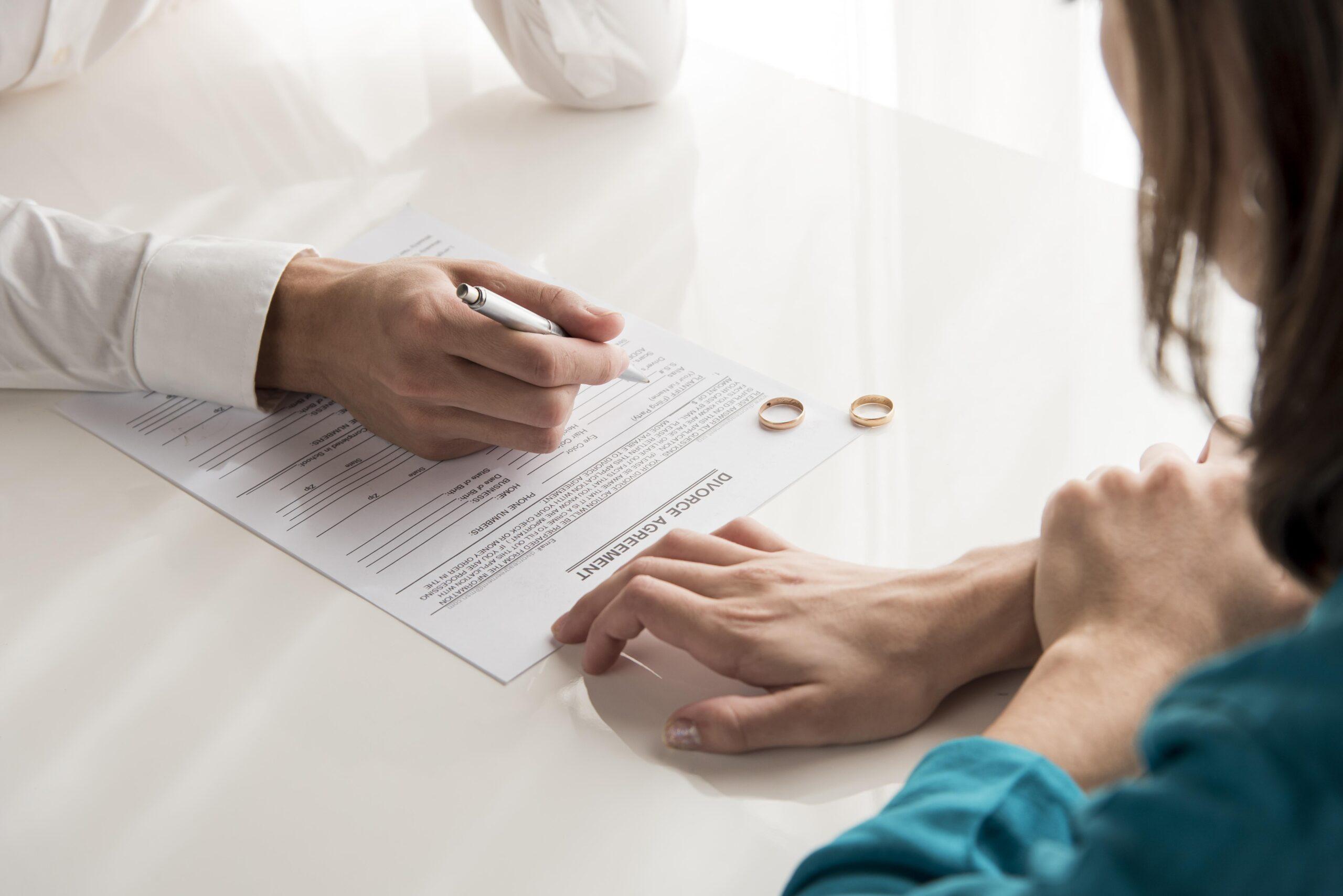 Tfr nel divorzio